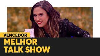 VENCEDOR: LADY NIGHT | MELHOR TALK SHOW | Prêmio Humor Multishow 2019
