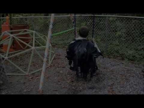 Creepy video for Haunted Hayirde