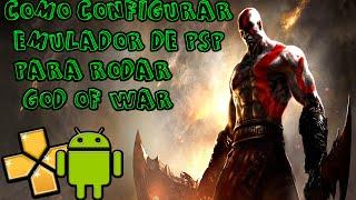 Motorola Moto G - Como configurar emulador de PSP para rodar God of War