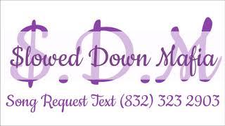 Ann Marie Ride For Me Ft  Yung Bleu Slowed Down Mafia @djdoeman