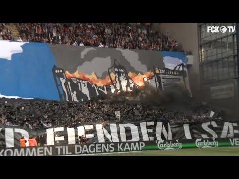 Se fansenes fantastiske KANONTIFO |fcktv.dk