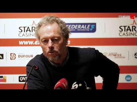Mouscron - Standard : La conférence de presse