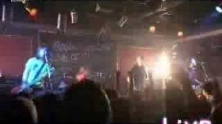 Brain Failure - Listen To My Back (That's What I Know) live