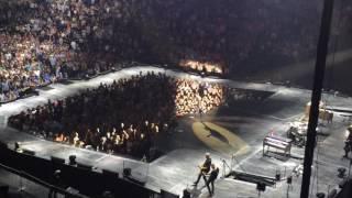 "Eric Church ""Pledge Allegiance to the Hag"" Nashville, TN 5/26/17"