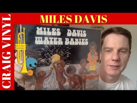 Miles Davis Jazz Records Vinyl Collection – # 64