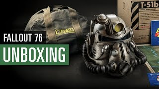 Fallout 76   Unboxing der Power Armor Collector's Edition