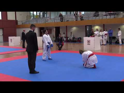 JDN Kata y Kumite Cadete y Junior 201018 Video 14