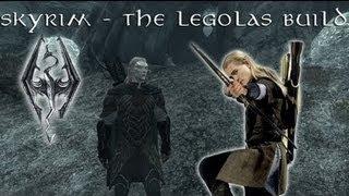 Skyrim Legolas Legend - Difficult Master HD