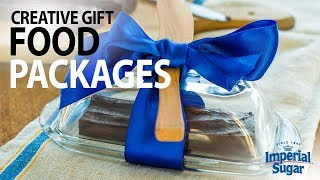 Creative Gift Food Packaging Ideas