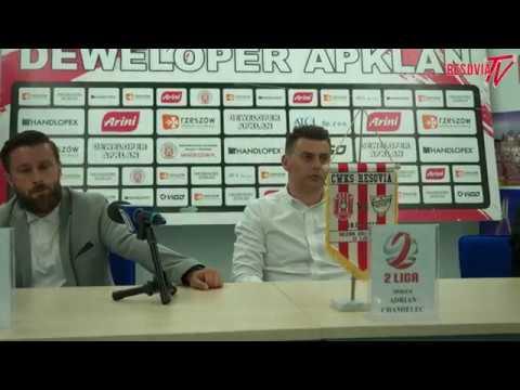 Wypowiedzi: Apklan Resovia - Rozwój Katowice 1-3 [WIDEO]
