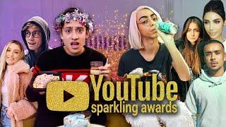 YOUTUBE AWARDS 2018 x MUKBANG (ft. Bilal Hassani)