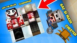 MAZK CỨU MẠNG SLENDERMAN VÀ JEFF THE KILLER SAU TẠI NẠN GIAO THÔNG !!! (OopsMazk Minecraft)