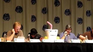 DragonCon 2010 - Aqua Teen Hunger Force Script Reading