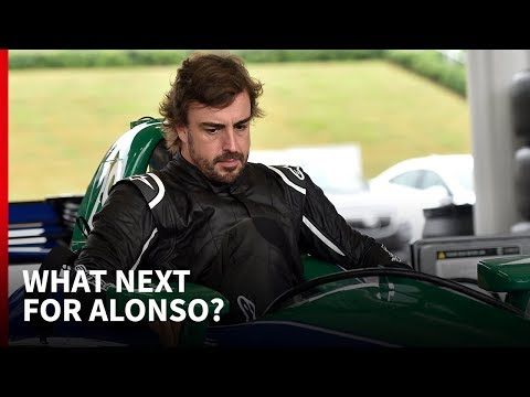 Image: WATCH: Why is Alonso not in IndyCar yet?