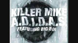 A.D.I.D.A.S.-Killer Mike/Big Boi-Instrumental