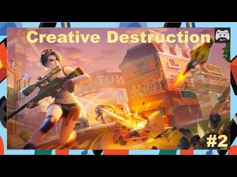 Creative Destruction Gameplay | Part 2 (PC)