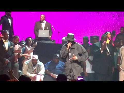 Eric B. & Rakim Perform I Ain't No Joke At 30th Anniversary Show