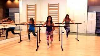 Barre Fitness | Best Barre Workout by Barre Fitness