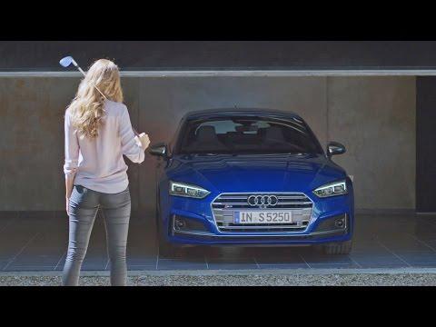 Audi S5 Coupe Купе класса D - рекламное видео 2