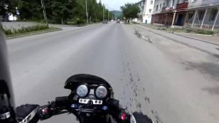 ПЕРЕЗАЛИТО. Kawasaki ZRX1200R. МотоЭкскурсия. Дальнегорск.