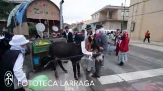 preview picture of video 'Desfile Carnaval 2015 #Larraga #Navarra'