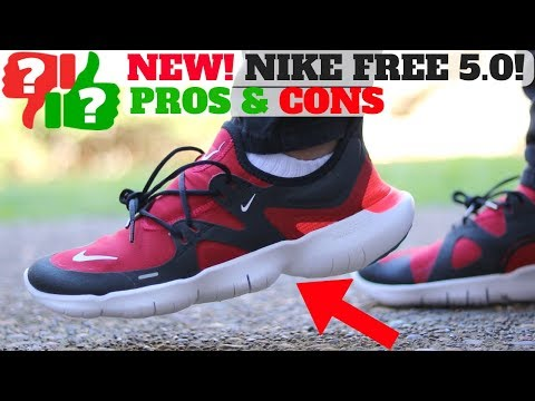 Worth Buying? 2019 NEW Nike Free RN 5.0 Review (Pros & Cons)