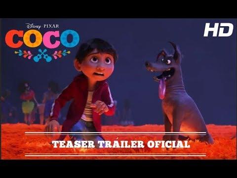 Coco de Disney•Pixar | Teaser tráiler oficial para España (HD)