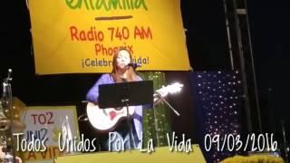 Azeneth Gonzalez...Solo Vive