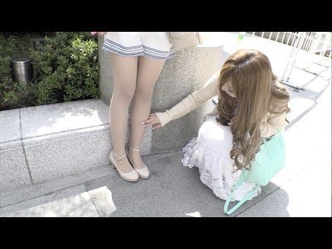 《东游食记》05 中日女生不同的丝袜观