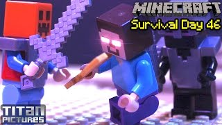 Lego Minecraft Survival 46