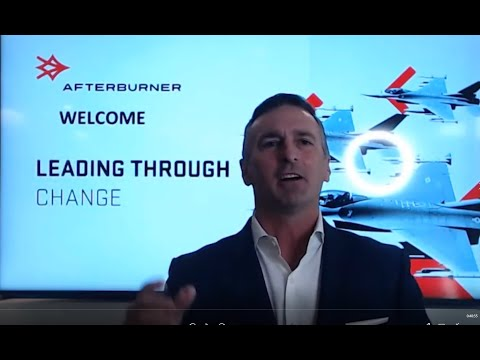 Sample video for Afterburner Experiences