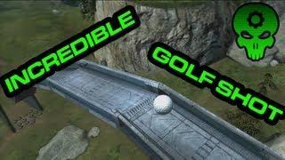 Halo Reach: Incredible Golf Shot/Rube Goldberg