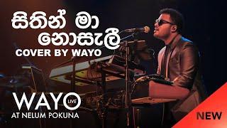 WAYO (Live) Sithin Ma Nosali සිතින් මා නොසැලී (Cover)