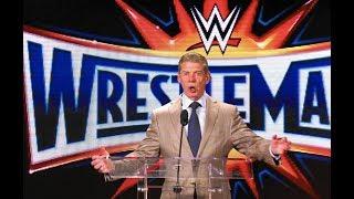 ULTIMA HORA Vince McMahon QUIERE REALIZAR 2 WRESTLEMANIA En El 2020
