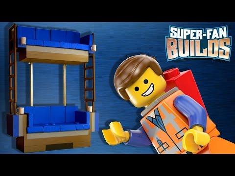 Lego Double Deck Couch