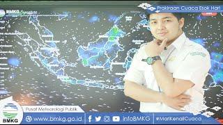 Prakiraan Cuaca BMKG Jumat 24 September 2021: 19 Wilayah Berpotensi Alami Cuaca Ekstrem