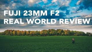 FUJI 23mm F2 WR Review W/ RAW FILES (Vs Nikon 24mm F1.8)