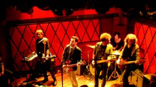 "The Damnwells - ""No One Listens To The Band Anymore"" - Rockwood Music Hall NYC - NYE 2 - 12/31/11"