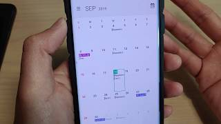 Galaxy S10 / S10+: How to Delete Repeated Calendar Event From Selected Date Forward
