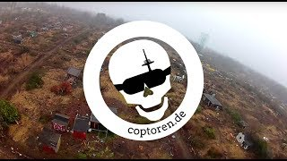 FPV-DIRK: DEAD TERRITORY FLIGHT (FPV, FREESTYLE, URBEX, LOST PLACE,)(1080/30p)
