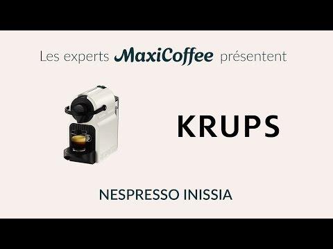 NESPRESSO INISSIA | Machine à capsule | Le Test MaxiCoffee