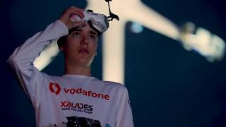 Vodafone XBlades Wingcopter Drone Speed World Record