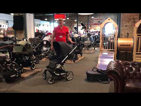 Kinderwagen Turbo 4 von ABC Design im Test