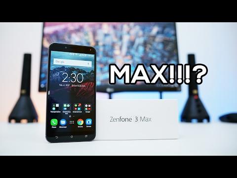 Review Asus Zenfone 3 Max ZC553KL Indonesia - Spesialis yang Berevolusi