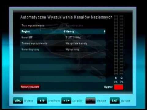 Opticum HD TS 9600