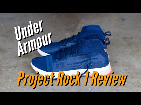 UA Project Rock 1 Performance Review