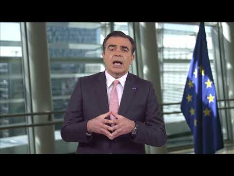 VP Schinas video message for Yom Hashoah 9 April 2021 HD