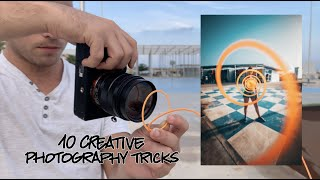 10 PHOTO TRICKS TO GO VIRAL By Jordi Koalitic