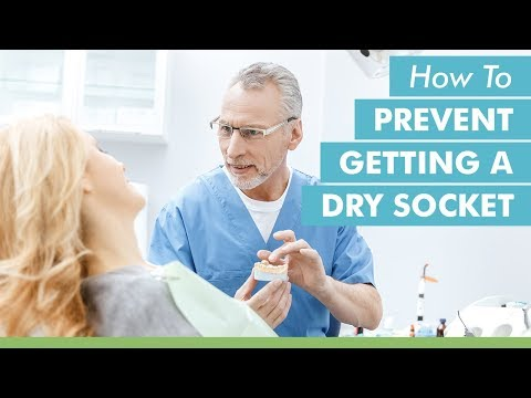 Video How to Prevent Getting a Dry Socket