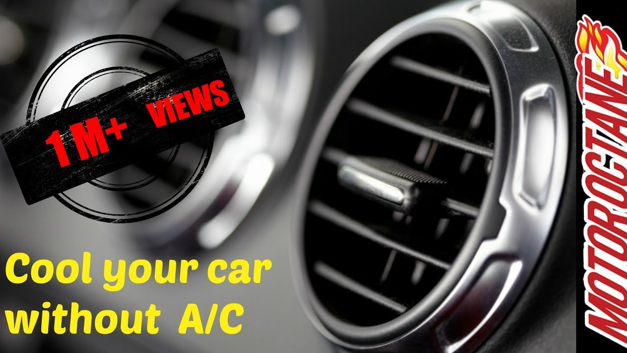 Motoroctane Youtube Video - Car cooling without AC in 1 minute in Hindi | MotorOctane